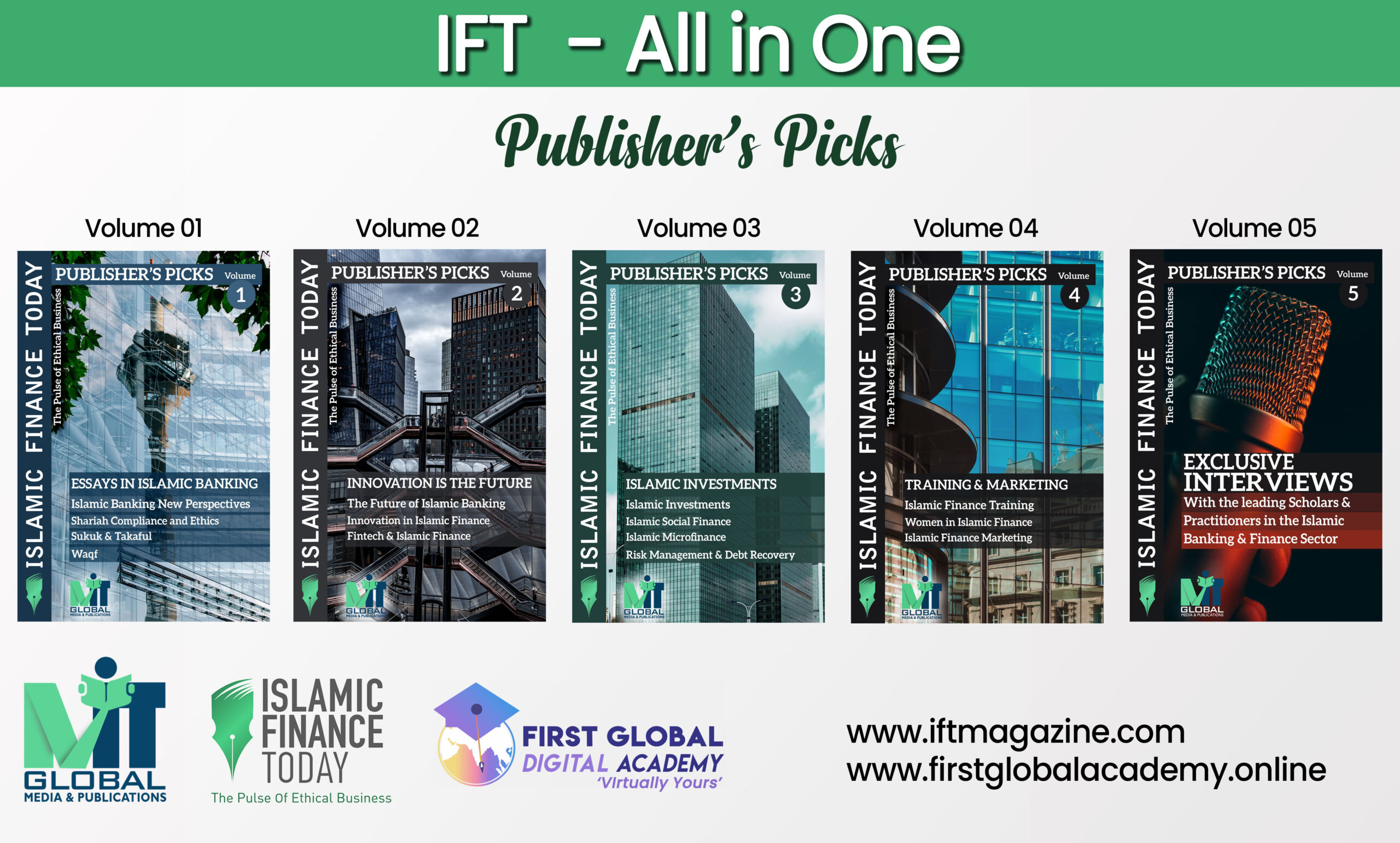 IFT Publishers Picks All in one package